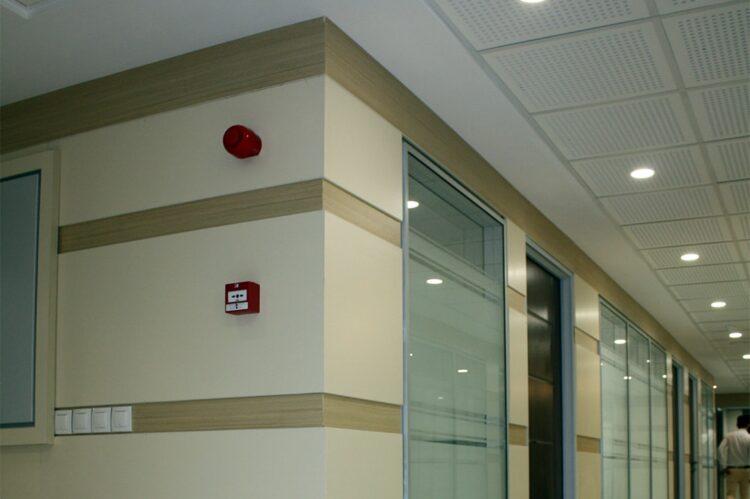 طراحی و بازسازی ساختمان صندوق بیمه کشاورزی