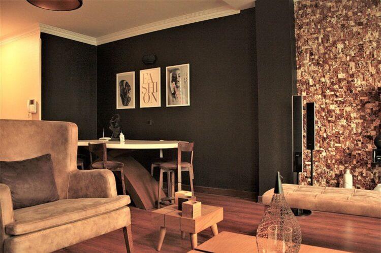 بازسازی منزل مسکونی به سبک مدرن